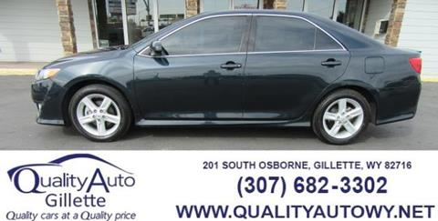 2014 Toyota Camry for sale in Casper, WY