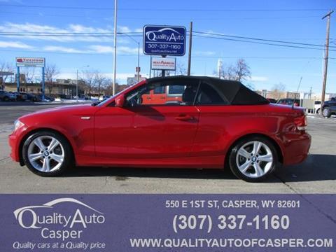 2011 BMW 1 Series for sale in Casper, WY