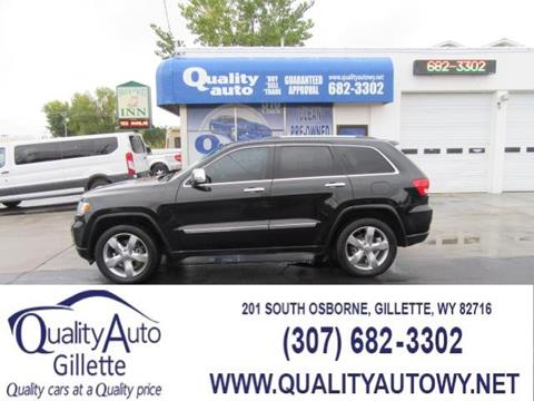 2011 Jeep Grand Cherokee for sale in Casper, WY
