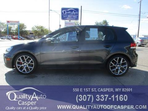 2014 Volkswagen GTI for sale in Casper, WY