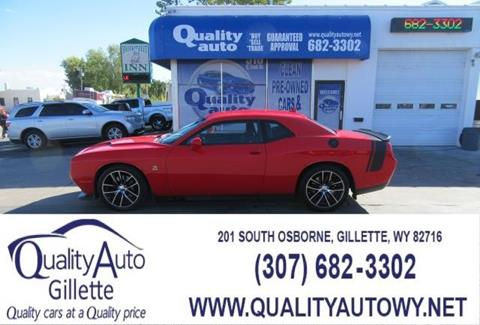 2015 Dodge Challenger for sale in Casper, WY