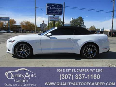 2006 Ford Mustang for sale in Casper, WY