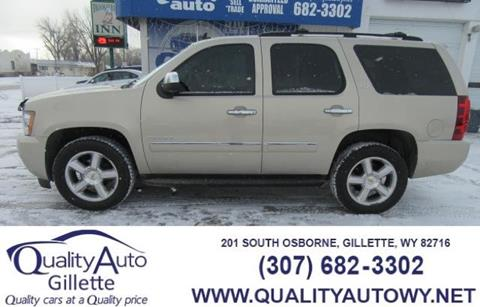 2011 Chevrolet Tahoe for sale in Casper, WY