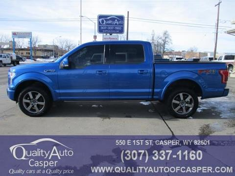 2016 Ford F-150 for sale in Casper, WY