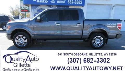 2010 Ford F-150 for sale in Casper, WY