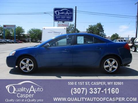 2005 Pontiac G6 for sale in Casper, WY