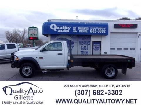 2011 RAM Ram Chassis 4500 for sale in Casper, WY