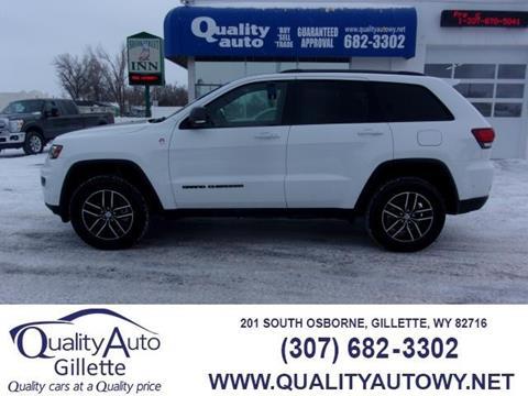 2017 Jeep Grand Cherokee for sale in Casper, WY