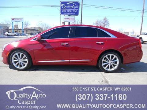 2013 Cadillac XTS for sale in Casper, WY