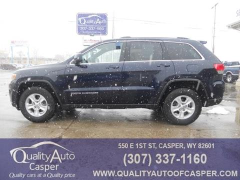2015 Jeep Grand Cherokee for sale in Casper, WY