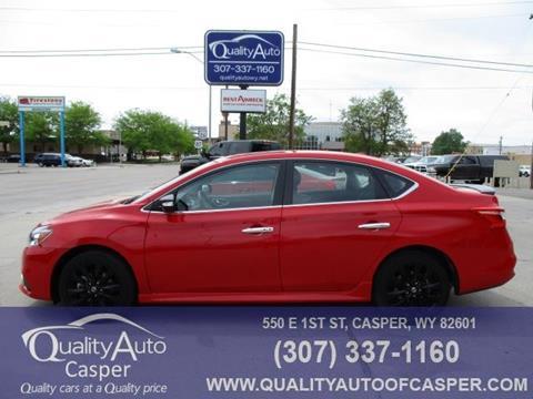 2017 Nissan Sentra for sale in Casper, WY