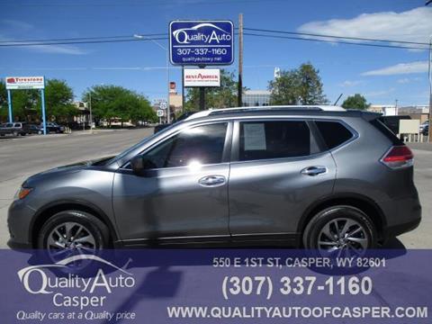 2016 Nissan Rogue for sale in Casper, WY
