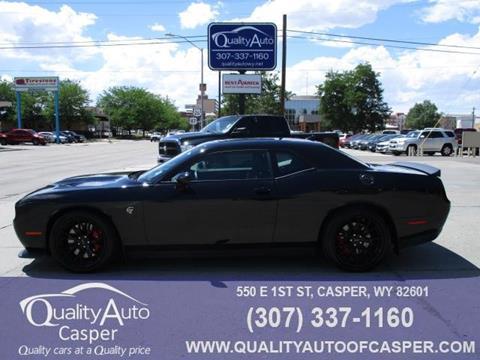 2016 Dodge Challenger for sale in Casper, WY