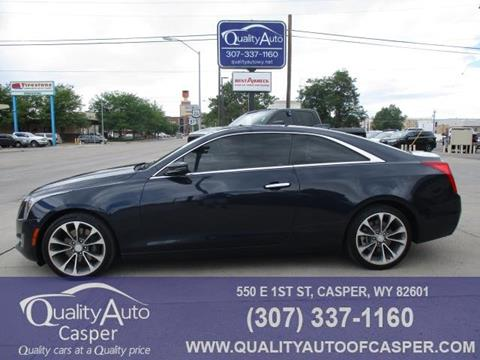 2016 Cadillac ATS for sale in Casper, WY
