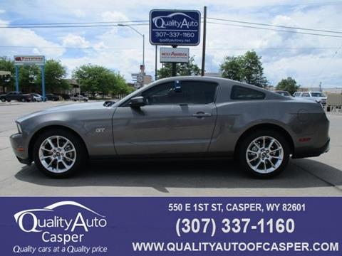 2010 Ford Mustang for sale in Casper, WY