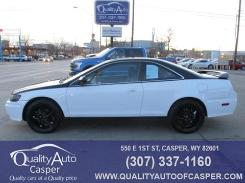 2001 Honda Accord for sale in Casper, WY