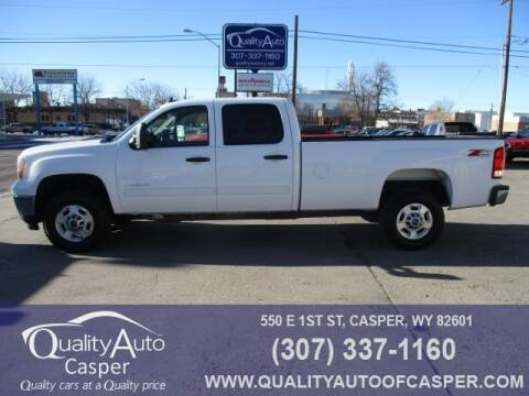 2011 GMC Sierra 2500HD for sale in Casper, WY