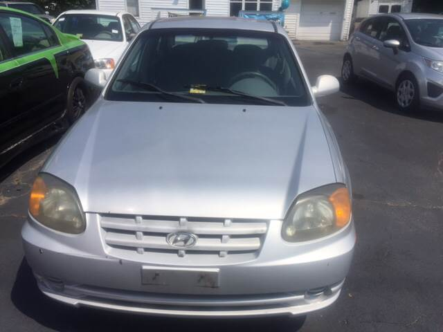 2004 Hyundai Accent GL 4dr Sedan - Norfolk VA