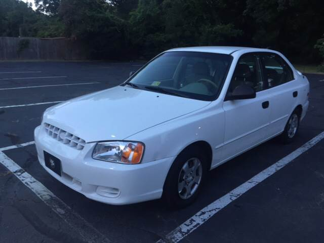 2002 Hyundai Accent GL 4dr Sedan - Norfolk VA