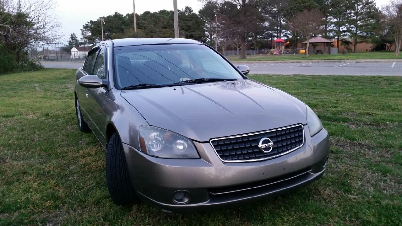 2005 Nissan Altima 2.5 S 4dr Sedan - Norfolk VA