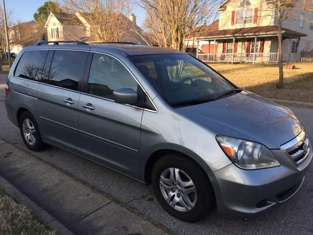 2007 Honda Odyssey EX-L 4dr Mini-Van - Norfolk VA