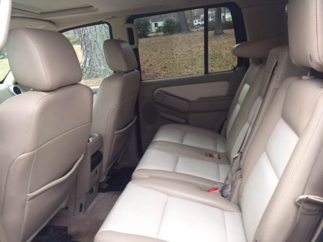 2007 Ford Explorer Eddie Bauer 4dr SUV 4WD V6 - Norfolk VA