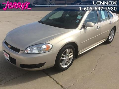 2012 Chevrolet Impala for sale in Lennox, SD
