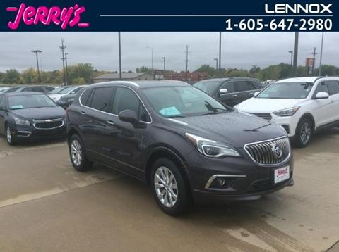 2017 Buick Envision for sale in Lennox, SD