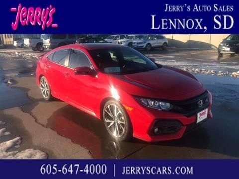 2017 Honda Civic for sale in Lennox, SD