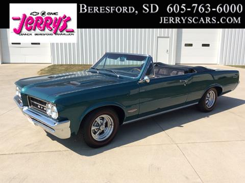 1964 Pontiac GTO for sale in Lennox, SD