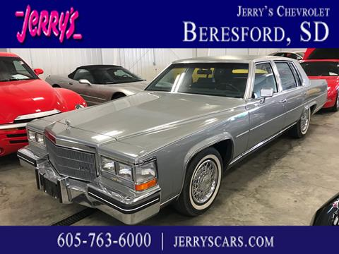 1984 Cadillac Fleetwood For Sale In Caribou Me Carsforsale Com