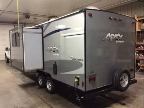 2019 Coachmen Apex 208BHS