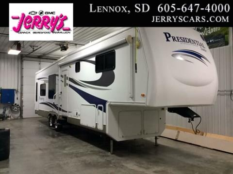 2008 Holiday Rambler Presidential 37 for sale in Lennox, SD