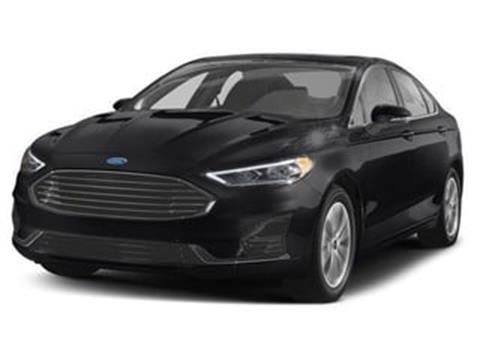 2019 Ford Fusion for sale in Lennox, SD