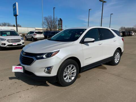 2019 Chevrolet Equinox LT for sale at Jerry's Auto Sales in Lennox SD