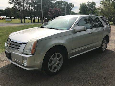 2004 Cadillac SRX for sale at 100% Auto Wholesalers in Attleboro MA