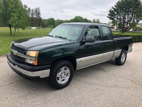 2005 Chevrolet Silverado 1500 for sale at 100% Auto Wholesalers in Attleboro MA