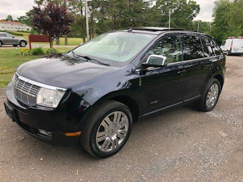 2008 Lincoln MKX for sale at 100% Auto Wholesalers in Attleboro MA