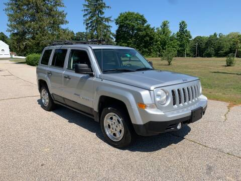 2013 Jeep Patriot for sale at 100% Auto Wholesalers in Attleboro MA