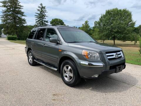 2008 Honda Pilot for sale at 100% Auto Wholesalers in Attleboro MA