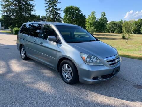 2005 Honda Odyssey for sale at 100% Auto Wholesalers in Attleboro MA