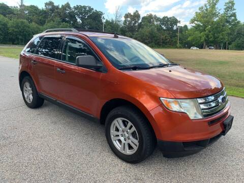 2007 Ford Edge for sale at 100% Auto Wholesalers in Attleboro MA