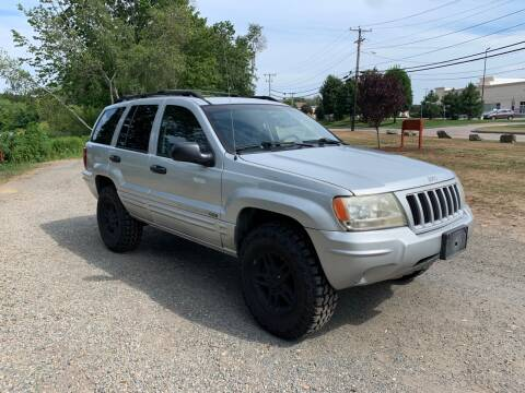 2004 Jeep Grand Cherokee for sale at 100% Auto Wholesalers in Attleboro MA