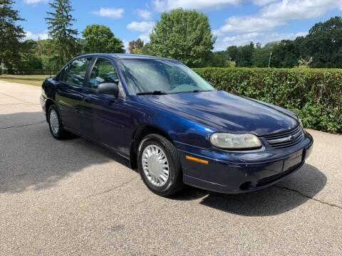 2000 Chevrolet Malibu for sale at 100% Auto Wholesalers in Attleboro MA