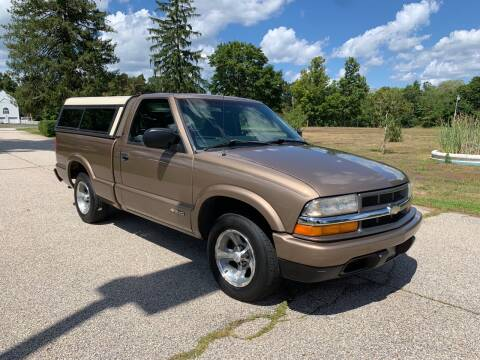 2003 Chevrolet S-10 for sale at 100% Auto Wholesalers in Attleboro MA