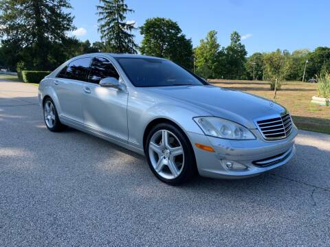 2007 Mercedes-Benz S-Class for sale at 100% Auto Wholesalers in Attleboro MA