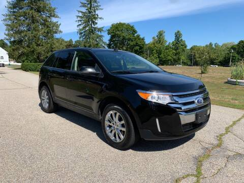 2012 Ford Edge for sale at 100% Auto Wholesalers in Attleboro MA