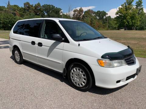 2002 Honda Odyssey for sale at 100% Auto Wholesalers in Attleboro MA