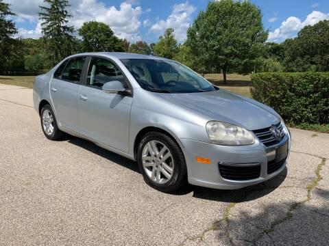 2007 Volkswagen Jetta for sale at 100% Auto Wholesalers in Attleboro MA