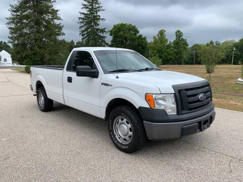2011 Ford F-150 for sale at 100% Auto Wholesalers in Attleboro MA